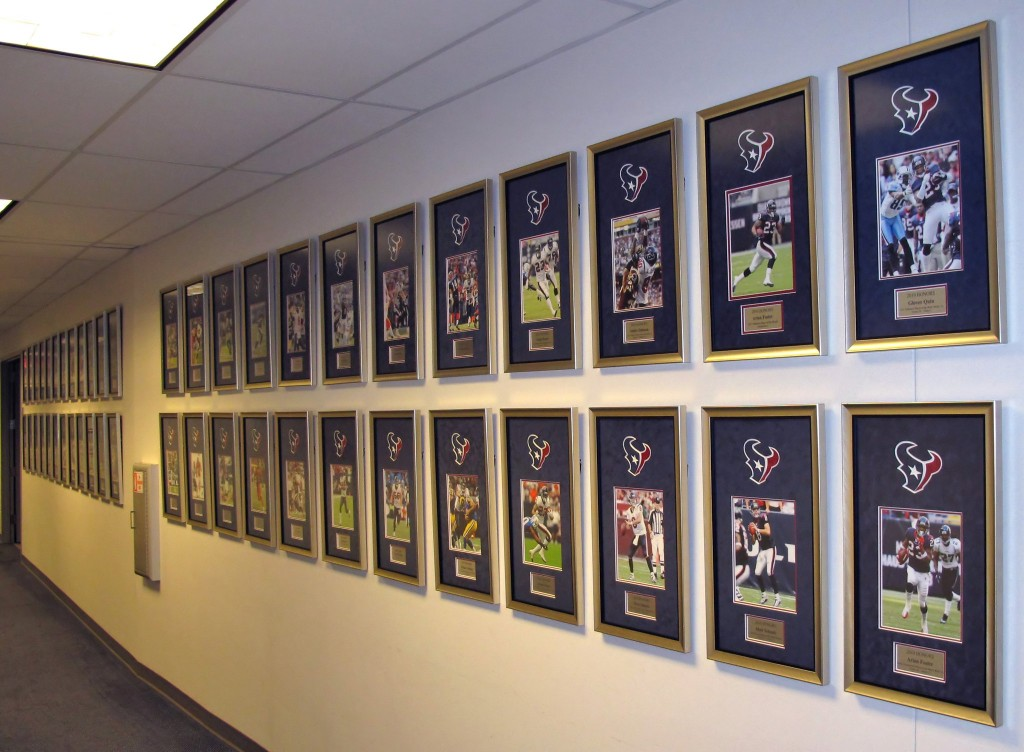 Player awards in Reliant Offices