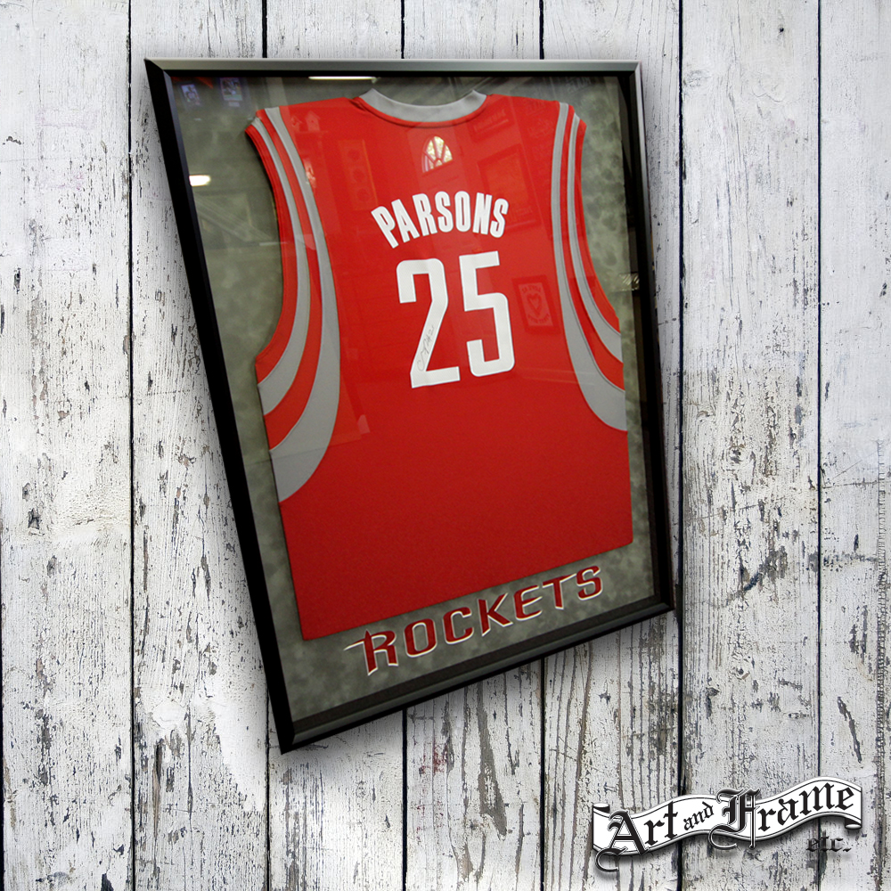 Sports at Art & Frame Etc.- Custom Framing Sports memorabilia